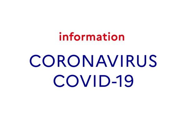 Covid 19 – Nos boutiques